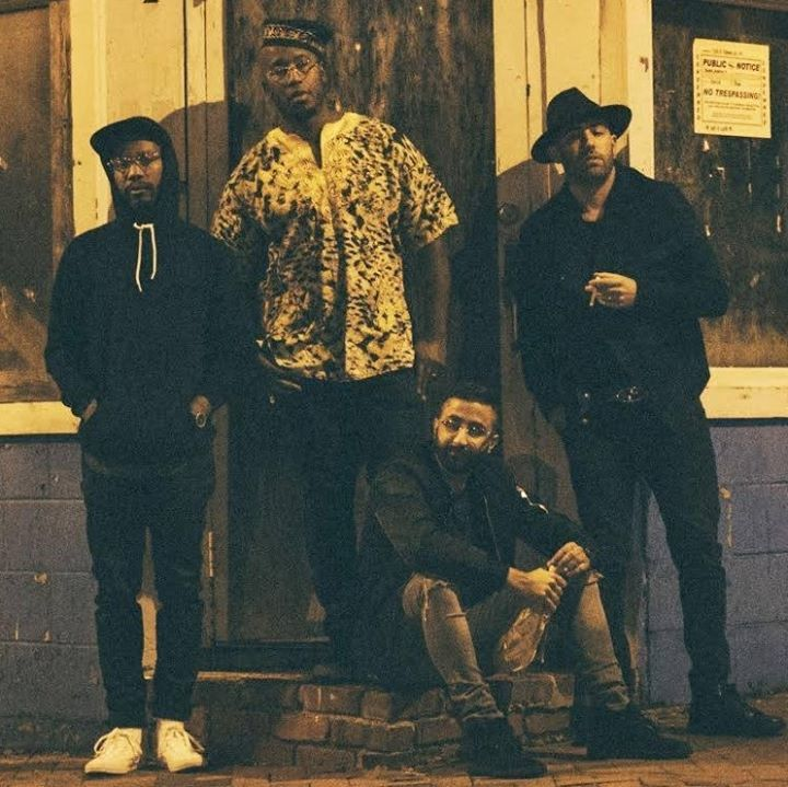 Bad Rabbits @ Middle East (downstairs) w/Haasan Barclay & DJ Frank White - Cambridge, MA