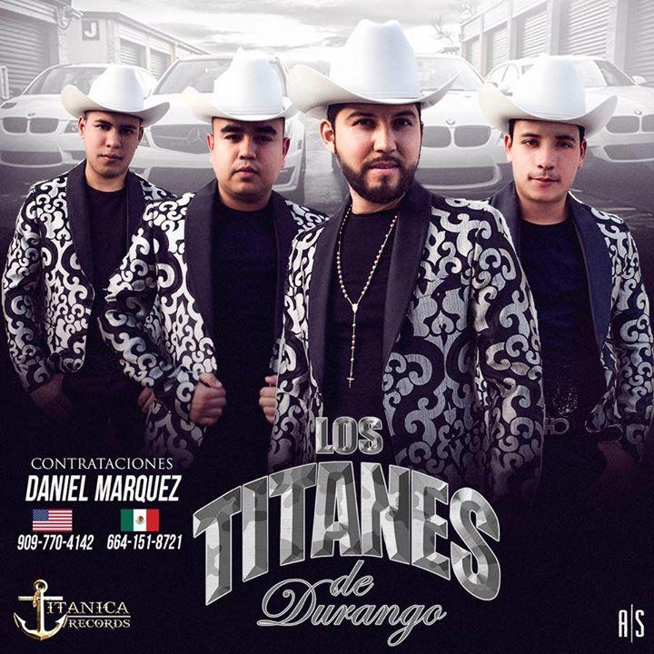 Los Titanes de Durango Tour Dates