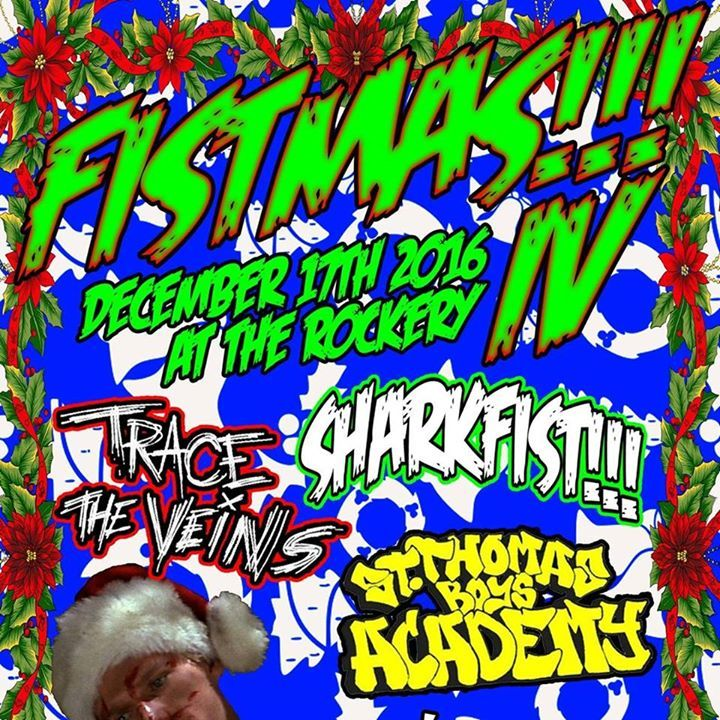 SharkFist Tour Dates