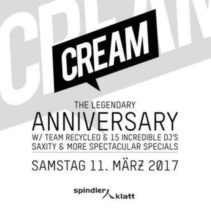 DJ Cream Tour Dates