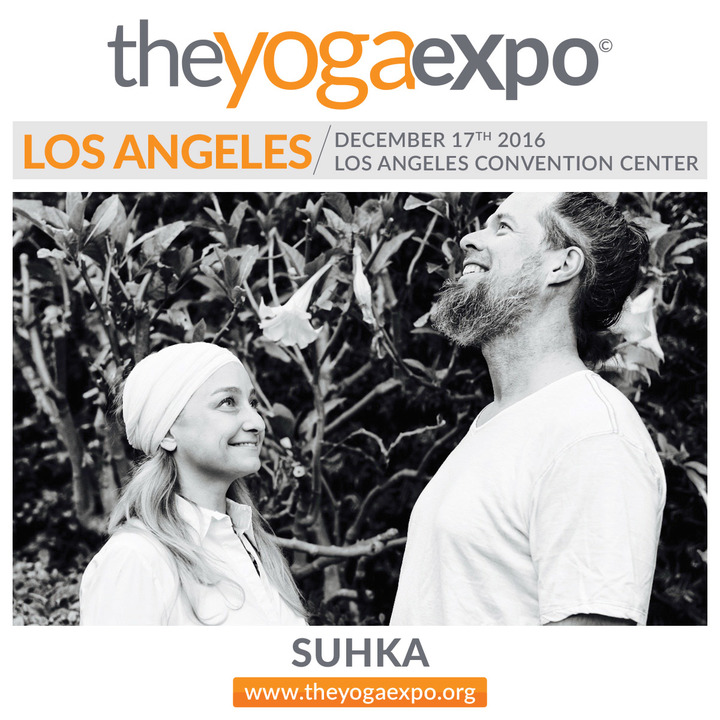 Sukha @ Yoga Expo - Los Angeles, CA