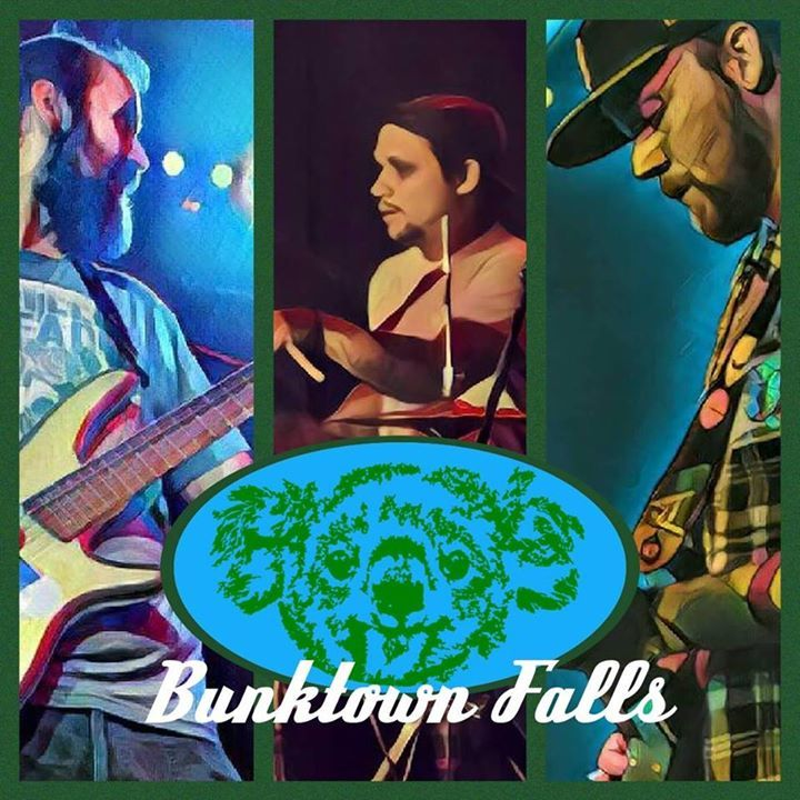 Bunktown Falls Tour Dates