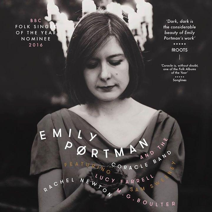 Emily Portman @ Pavilion Arts Centre  - Buxton, United Kingdom