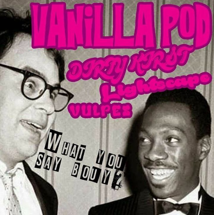 Vanilla Pod Tour Dates