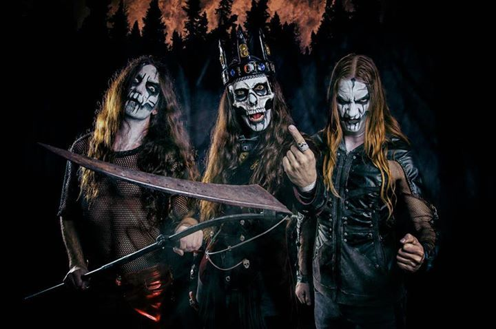 Carach Angren @ The Underworld Camden - London, United Kingdom
