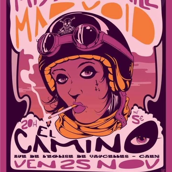 MAD VOID Tour Dates