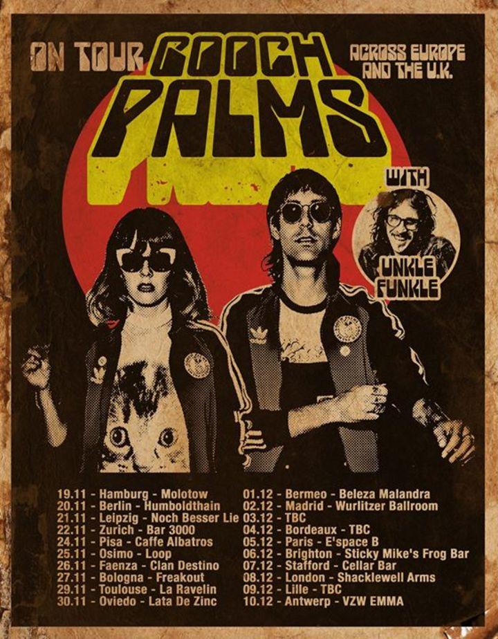 The Gooch Palms Tour Dates