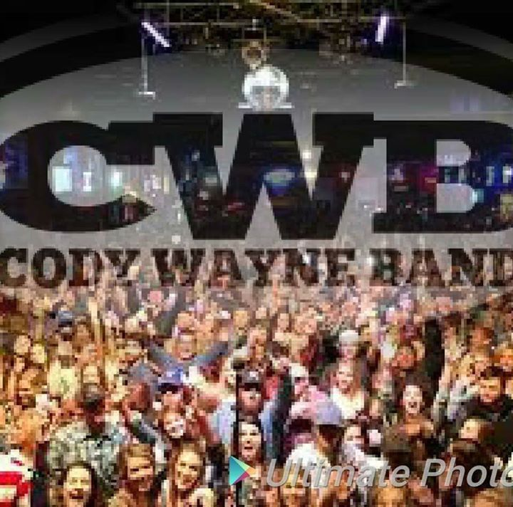 Cody Wayne Band Tour Dates