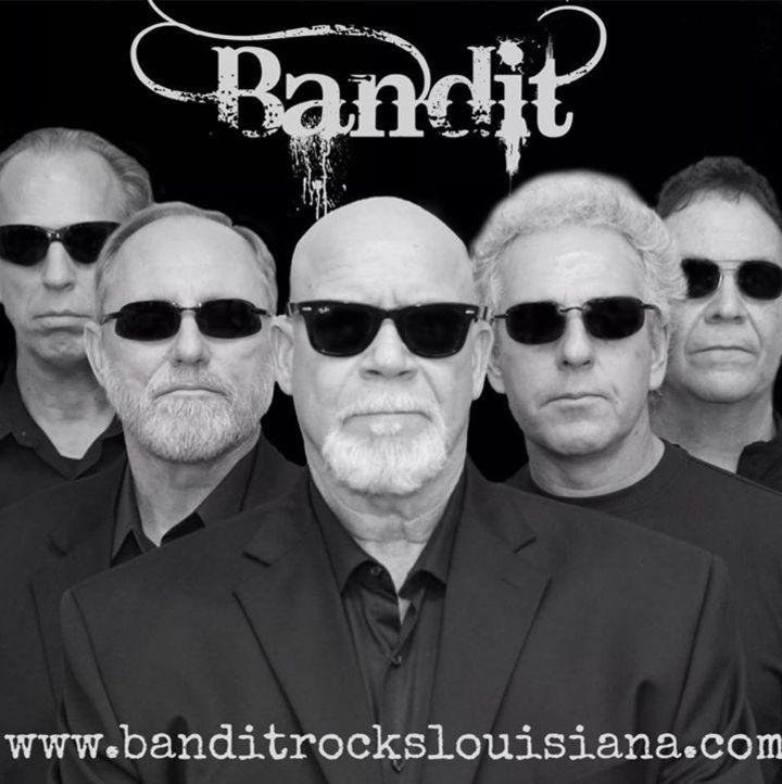 Bandit Rocks Louisiana Tour Dates