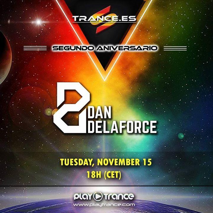 DJ Dan Delaforce Tour Dates