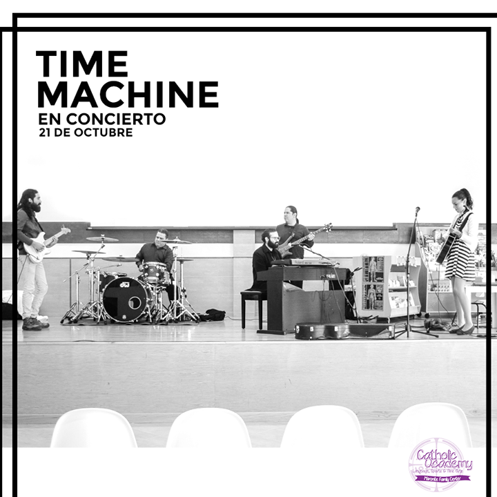 time machine the band Tour Dates