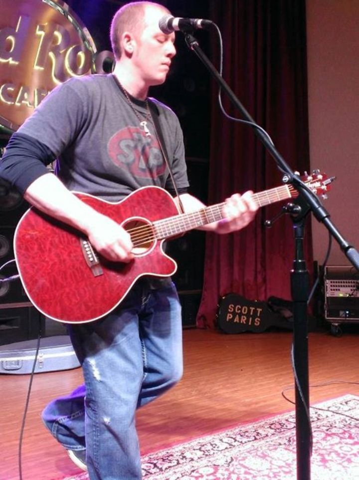 Jon Risher @ The Killer Wails live @ TODDY B'S - Canton, OH
