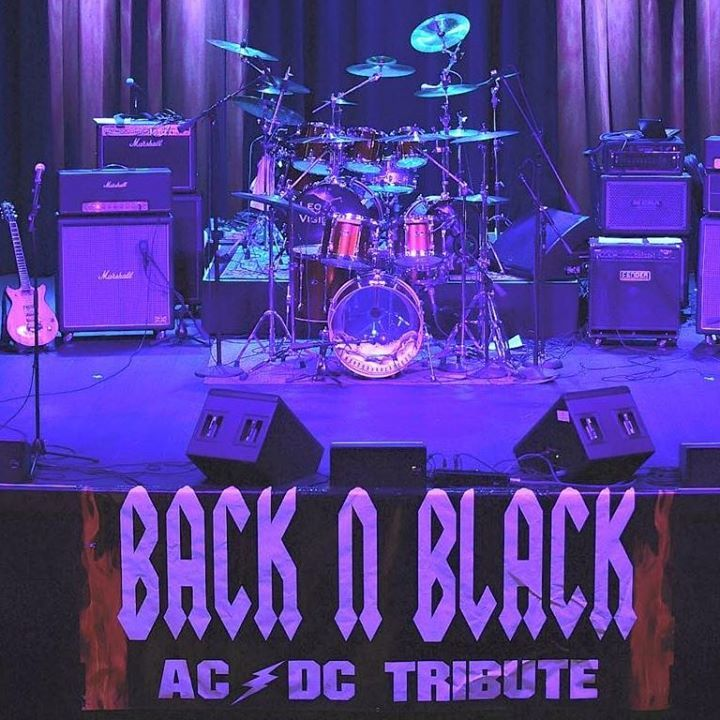 Bay Area : BACK N BLACK Tour Dates