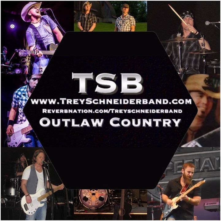 Trey Schneider Band Tour Dates