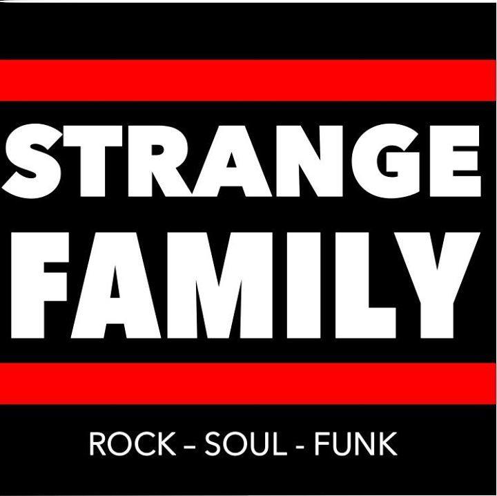 Strange Family Tour Dates