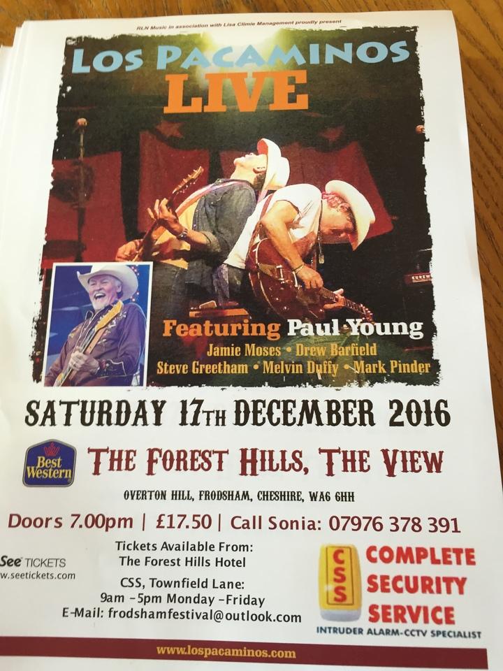 Frodsham Festival @ Forest Hills Hotel - Frodsham, United Kingdom