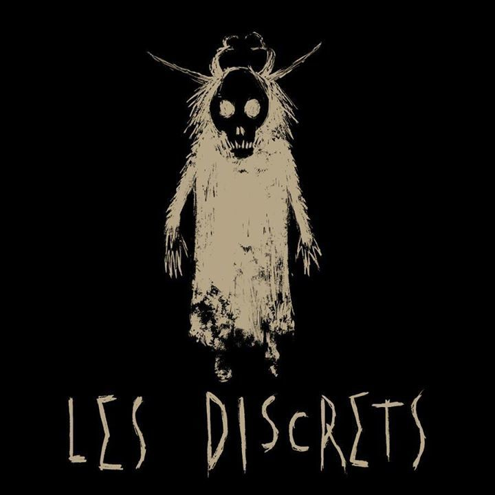 LES DISCRETS -official- Tour Dates
