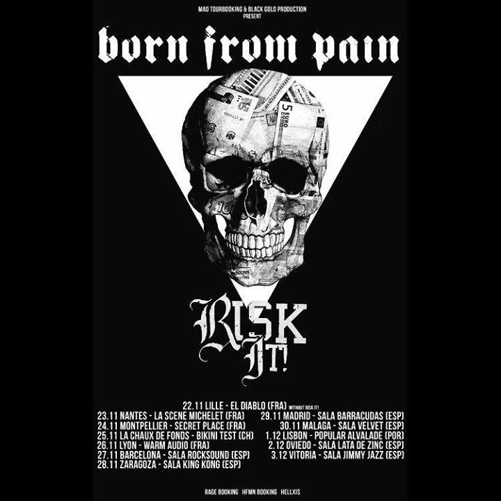 Risk It Tour Dates