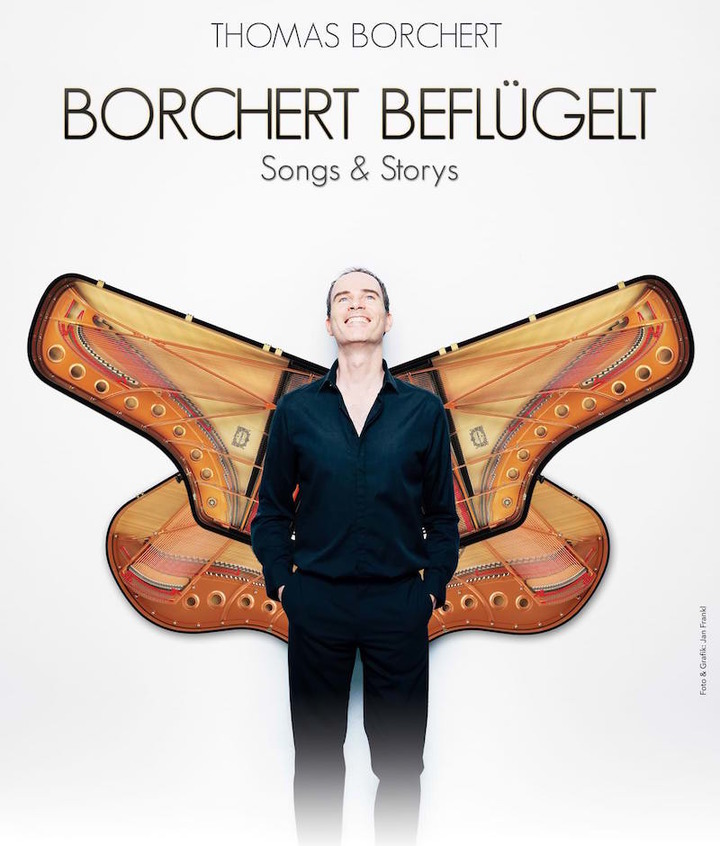 Thomas Borchert @ Deutsches Theater | Silbersaal - Munich, Germany