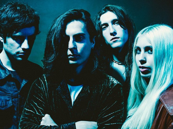 INHEAVEN @ The Garage - Aberdeen, United Kingdom