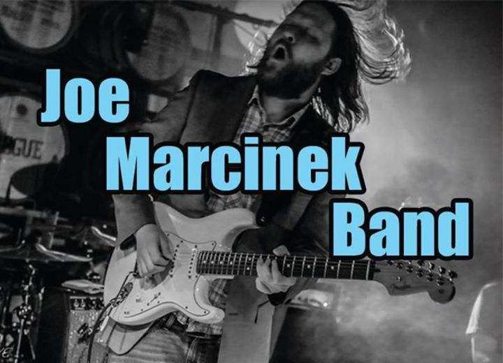 Joe Marcinek Band Tour Dates