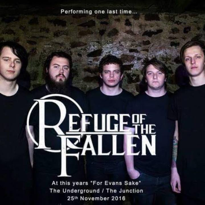 Refuge Of The Fallen Tour Dates