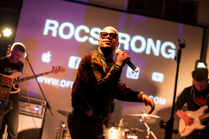 Rocstrong Tour Dates