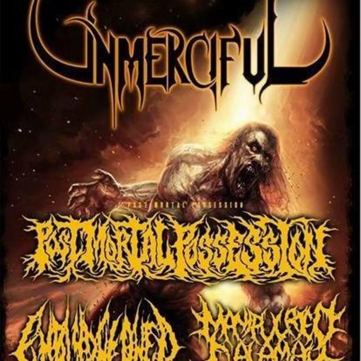 Post Mortal Possession Tour Dates