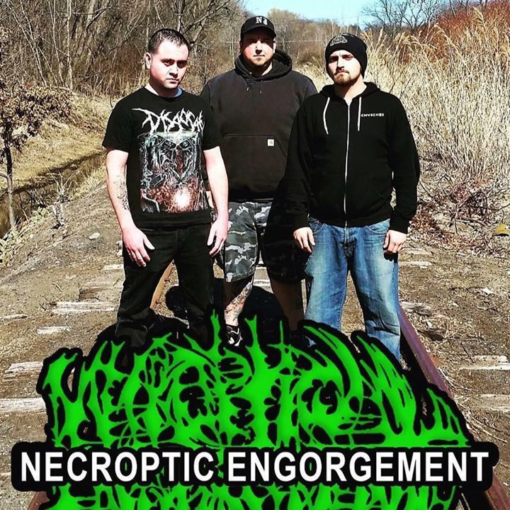Necroptic Engorgement Tour Dates