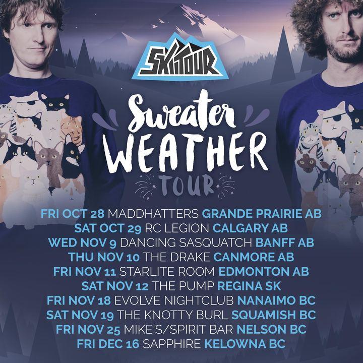SkiiTour @ Sapphire  - Kelowna, Canada