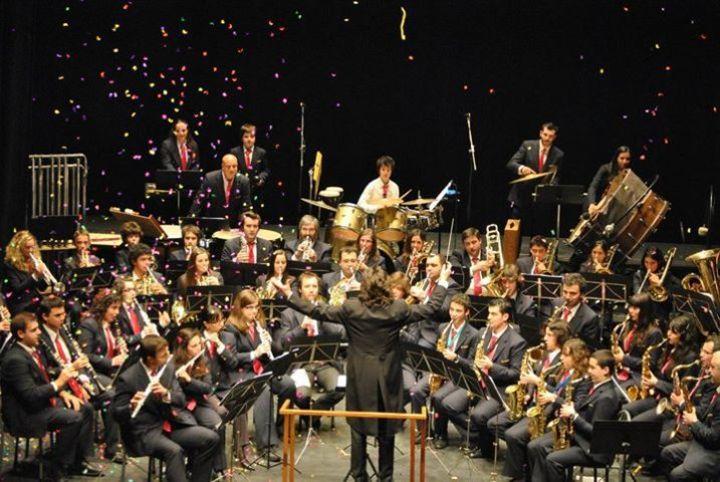Banda Musical de São Martinho da Gandra Tour Dates