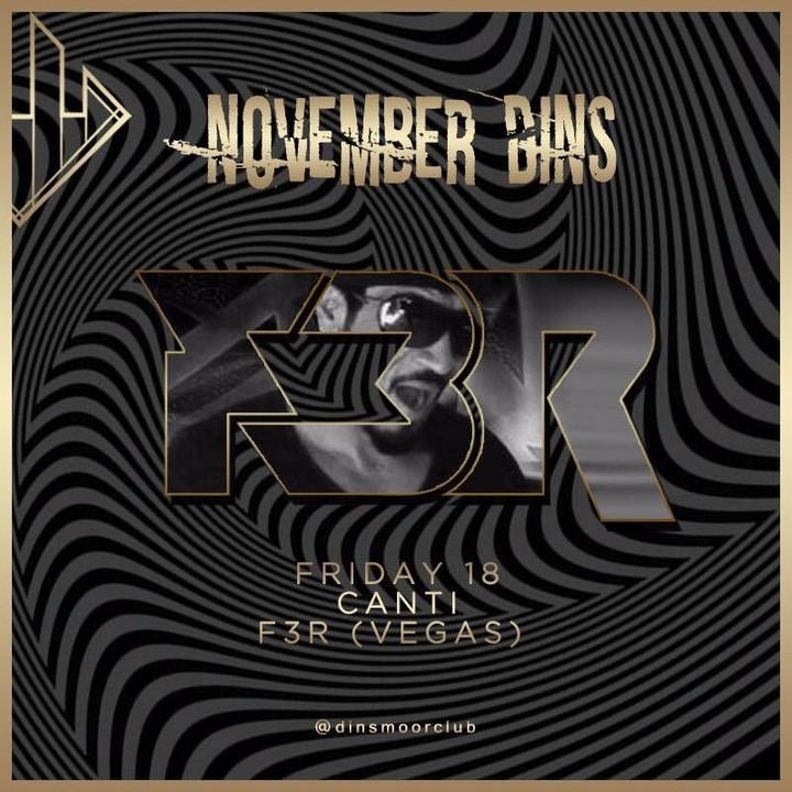 F3R Music Tour Dates