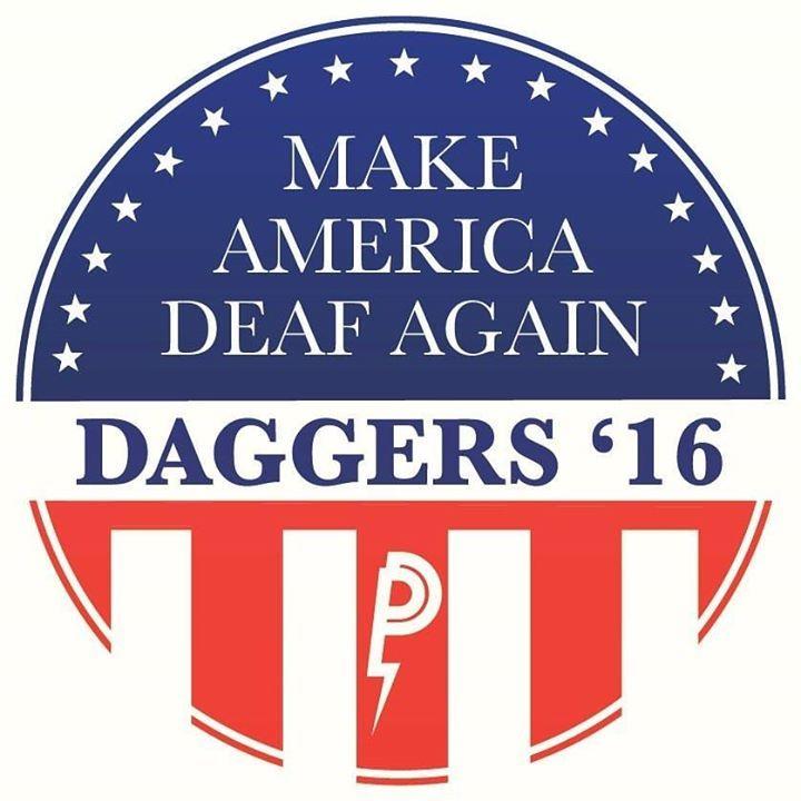 Plastic Daggers Tour Dates