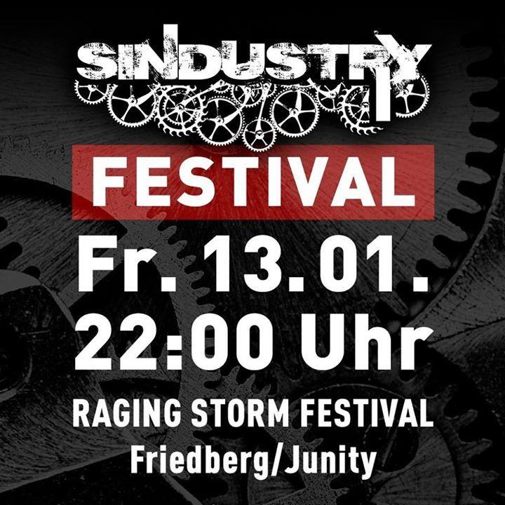 SINDUSTRY Tour Dates
