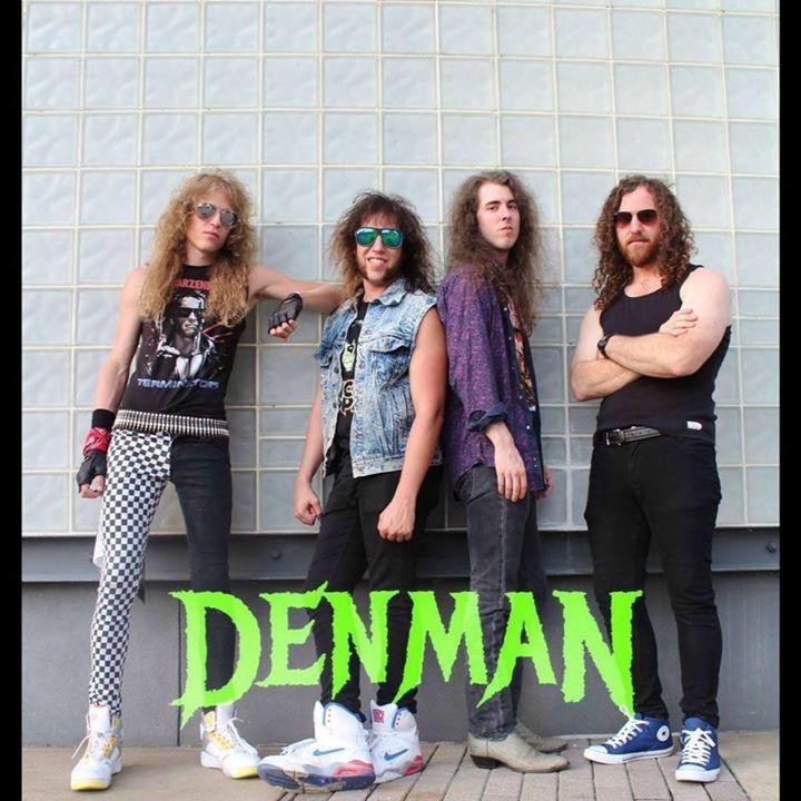 Denman Tour Dates