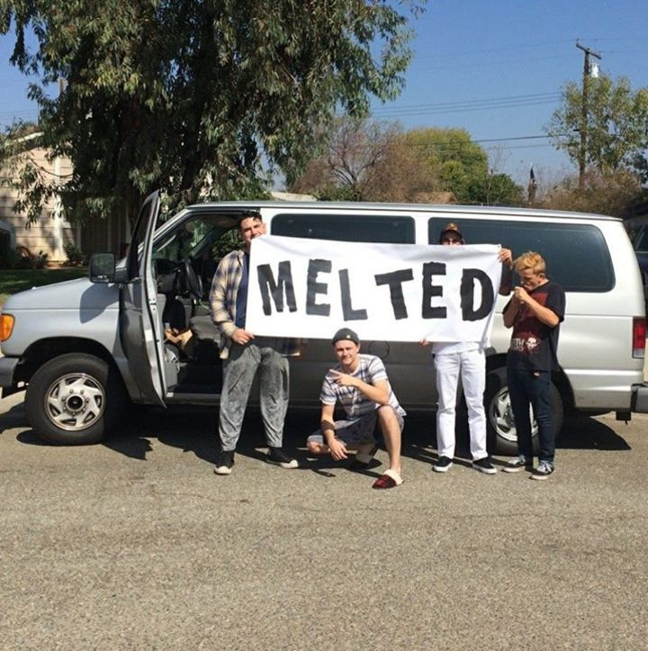Melted Tour Dates