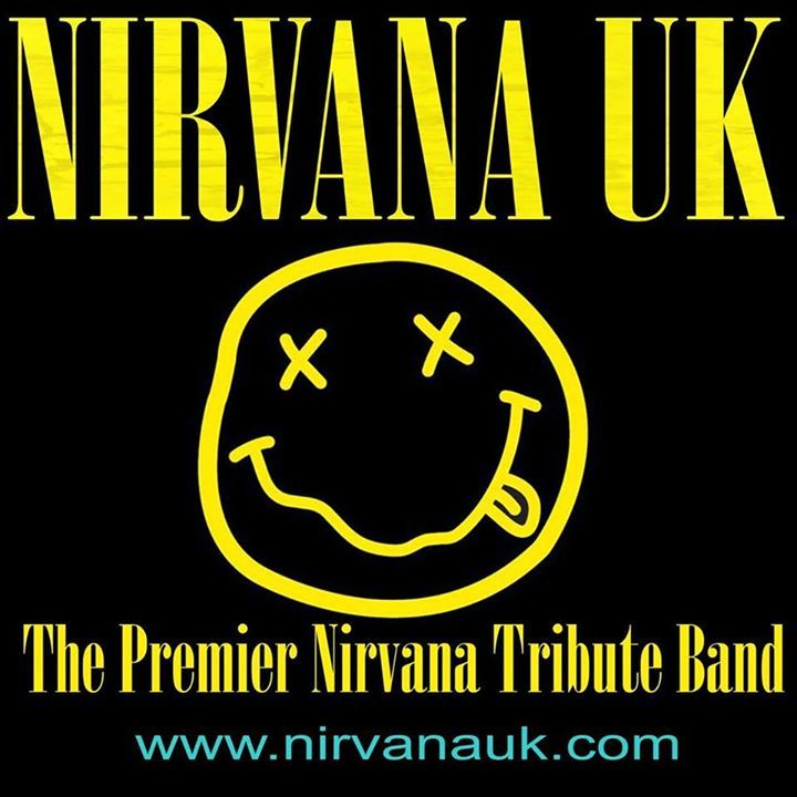 Nirvana UK Tour Dates