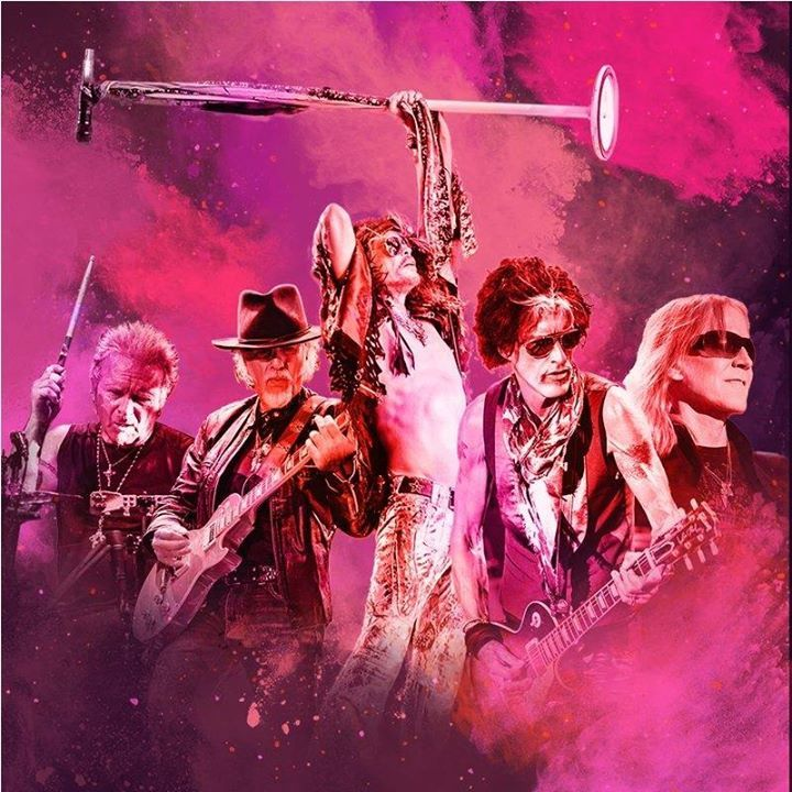Aerosmith @ Donington Park - Derby, United Kingdom
