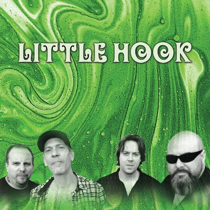 Little Hook Tour Dates