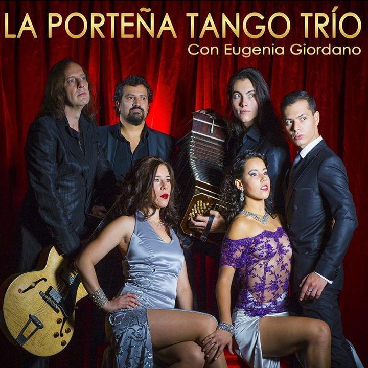 LA PORTEÑA Tango Trío Tour Dates