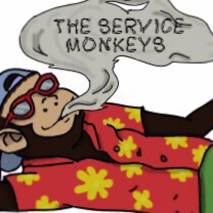 The Service Monkeys Tour Dates