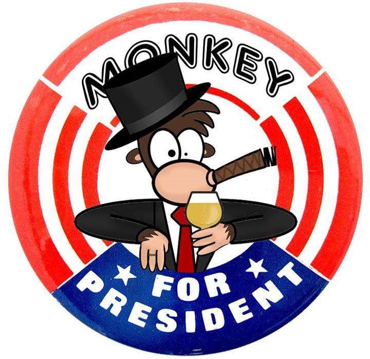 Monkey For President Tour Dates
