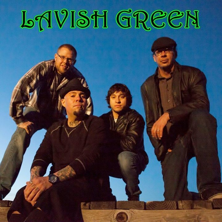 Lavish Green Tour Dates