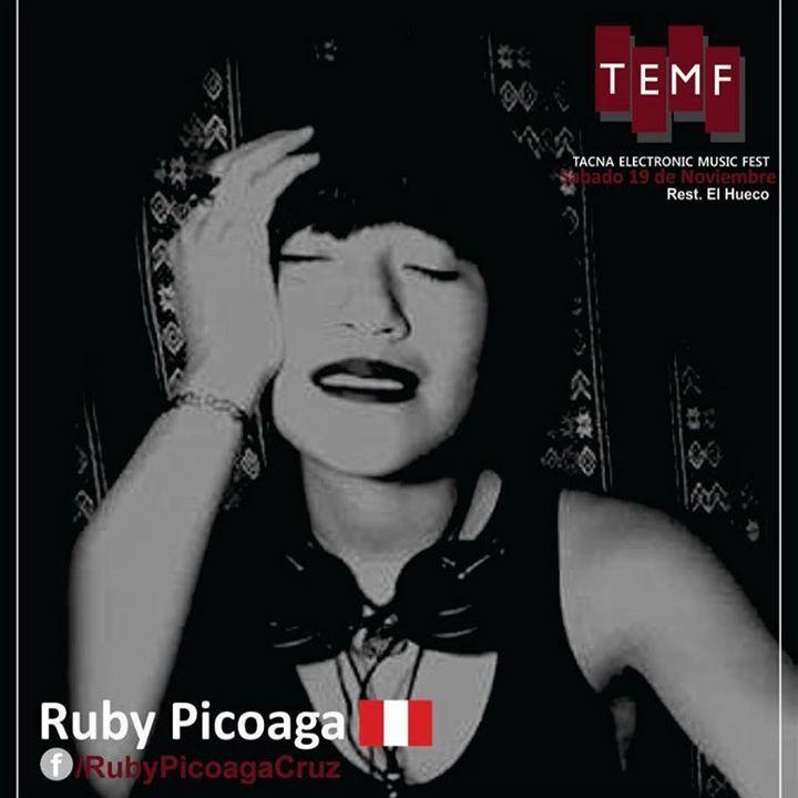 Dj Rubby Picoaga Cruz Tour Dates