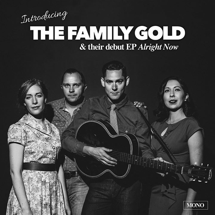 The Family Gold Tour Dates