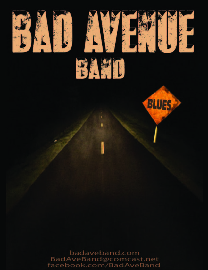 Bad Ave Band @ The Green Stinger - Dover, DE