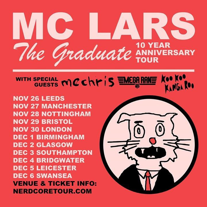 MC Lars @ Joiners - Southampton, United Kingdom