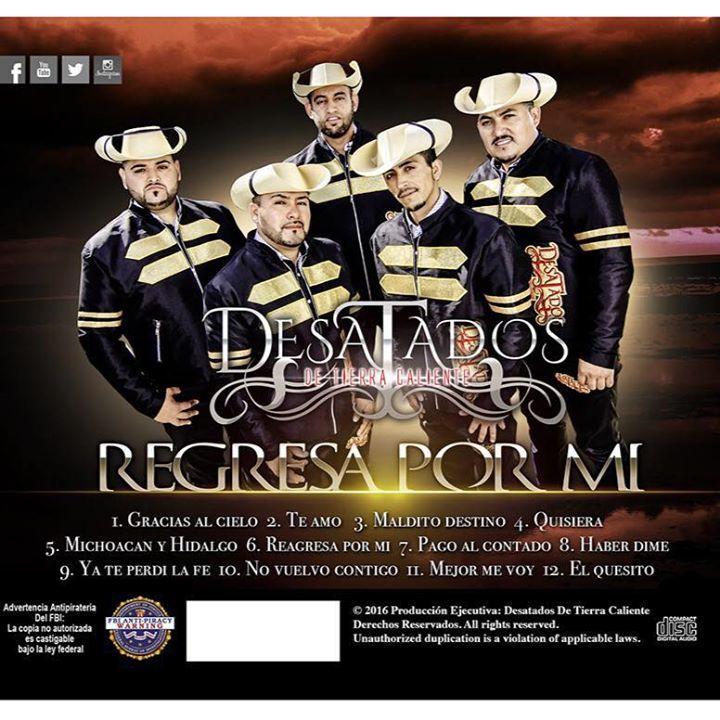 Desatados De Tierra Caliente Tour Dates