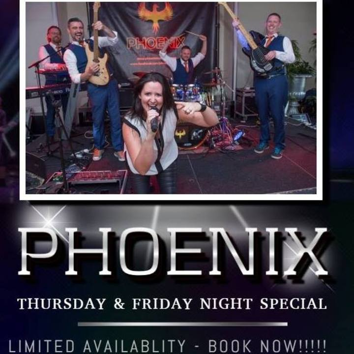 Phoenix Band Cork Tour Dates