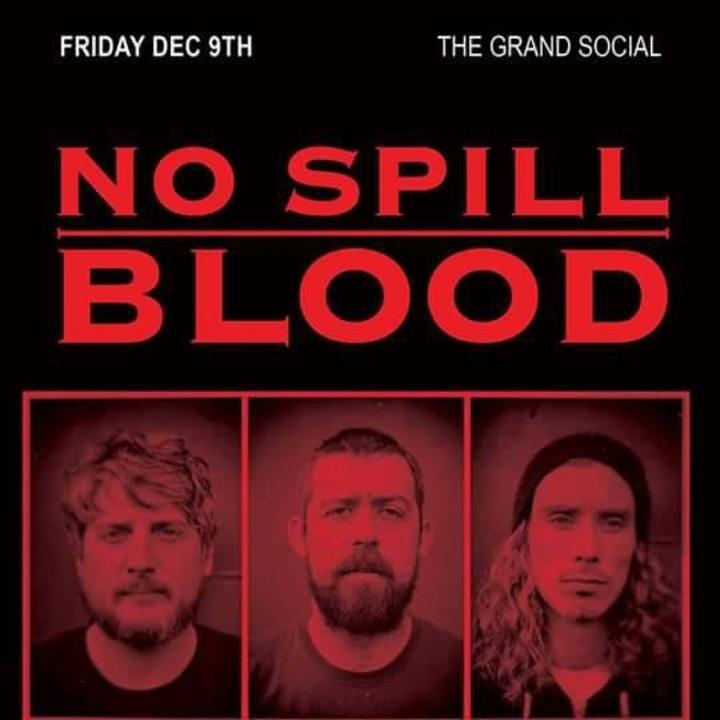 No Spill Blood Tour Dates